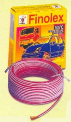 FINOLEX AUTO CABLES dubai UAE from AL YOUSUF GENERAL TRADING LLC