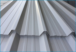 Single Sking Roofing Sheet Supplier in Oman from GHOSH METAL INDUSTRIES LLC