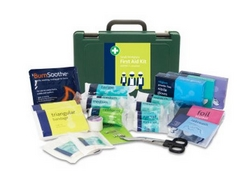 BS8599-1 Small Workplace Kit - in Dubai UAE from ARASCA MEDICAL EQUIPMENT TRADING LLC