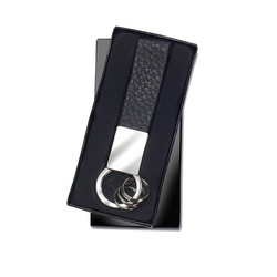 keyring with PU leather strap Dubai from ZAA PROMOTION GIFTS TRADING LLC