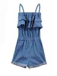 Sling Blue Jeans Girls' Shortall  from FINECO GENERAL TRADING LLC UAE