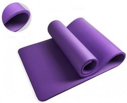 Top Skyland Yoga Mat, Purple - 10mm Thick from FINECO GENERAL TRADING LLC UAE