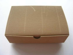 Bleached Corrugated Paper Packing Box from FINECO GENERAL TRADING LLC UAE