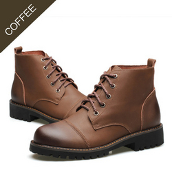 Boots leather breathable waterproof for ladies from FINECO GENERAL TRADING LLC UAE