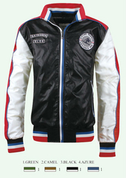 Boys genuine leather jackets from FINECO GENERAL TRADING LLC UAE