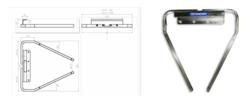 Anterior blockage from ARASCA MEDICAL EQUIPMENT TRADING LLC
