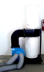 Dust Collector from DYNAMIC FABRICATION LLC