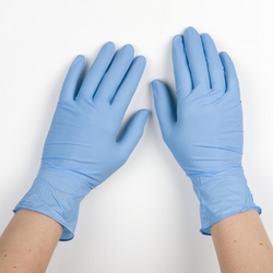 Nitrile Gloves Food Grade from NOVA GREEN GENERAL TRADING LLC