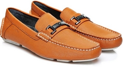 Magnus Weave Emboss Loafers from FINECO GENERAL TRADING LLC UAE