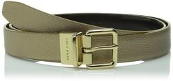 Cole Women's Feathered Edge Reversible Panel belt