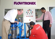 Xylem Flowtronex pumping systems from HYDROTURF INTERNATIONAL FZCO