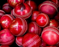cricket leather balls  from FINECO GENERAL TRADING LLC UAE