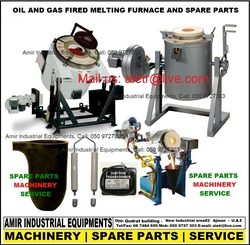 Oil Gas Electric Furnace oven spare parts Dealer maintenance repair in Dubai UAE from AMIR INDUSTRIAL EQUIPMENTS