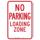 BRADY No Parking Loading Zone Sign in uae from WORLD WIDE DISTRIBUTION FZE