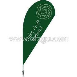 Outdoor Indoor Flags with Stands
