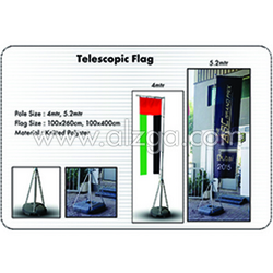 Outdoor Indoor Flags with base and pole