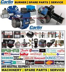 Carlin burner boiler parts service in Dubai UAE from AMIR INDUSTRIAL EQUIPMENTS