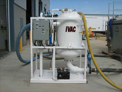 Industrial Vacuum System in Middle East