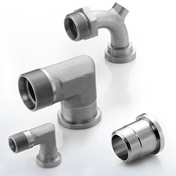 SAE Flange Adapters and SAE Counterflange Adapters from TOPLAND GENERAL TRADING LLC