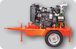 DIESEL MOTOR PUMPS from TOPLAND GENERAL TRADING LLC