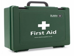 FIRST AID BOX SUPPLIERS IN UAE from AL BANOOSH TRADING