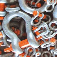 dee and bow shackles from MK FORGE