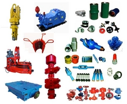 OIL FIELD EQUIPMENTS from AL JOOD QUALITY CONSULTANCY & TRADING