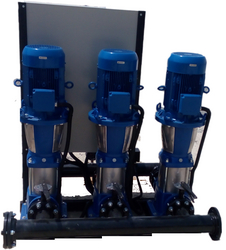 BOOSTER PUMPS from LEADER PUMPS & MACHINERY - L L C