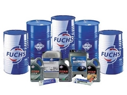 Fuchs RENOLIN Hydraulic oils containing zinc GHANIM TRADING DUBAI UAE +97142821100 from GHANIM TRADING LLC