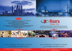Dubai events services  from SABA RASHID TECHNICAL SERVICES LLC