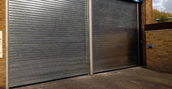 STEEL INSULATED ROLLER SHUTTER IN UAE from AL SURAH AUTOMATIC DOORS FIX