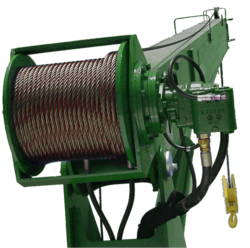 HYDRAULIC WINCHES FOR CRANE from AMCA HYDRAULICS