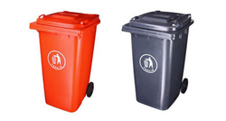 Plastics Garbage Bins