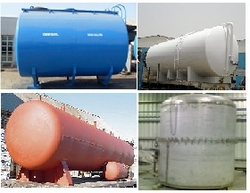 TANKS SUPPLIERS IN DUBAI from TIMOR DUBAI