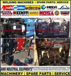 Deca Helvi Linde Welding machine Service in Dubai from AMIR INDUSTRIAL EQUIPMENTS