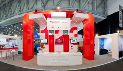 Exhibition Stands Fittings Designers Manufacturers from CLOUD COMMUNICATIONS FZE