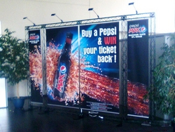 back drops banner and backdrops