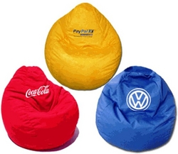beanbags and chaires