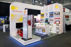 exhibition stand, booth ,shellscheme  from CLOUD COMMUNICATIONS FZE