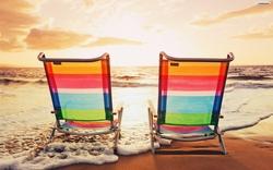 beach chaires