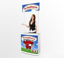 promotion stand table ,pop up counter  from CLOUD COMMUNICATIONS FZE