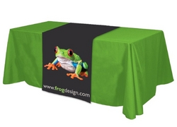 table stands , table cloth ,table runner