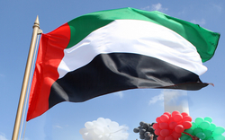 UAE WALL and BUILDING FLAGS  from CLOUD COMMUNICATIONS FZE