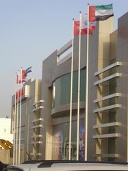 FLAG POLES IN UAE