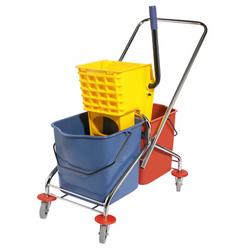 Double Mop Bucket Trolley In UAE