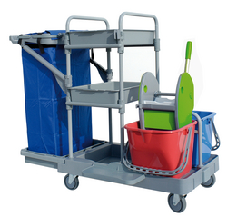 House Keeping Trolleys In UAE