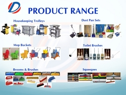 Janitorial Equipment Suppliers In UAE