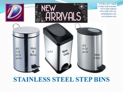 Stainless Steel Bins Suppliers In UAE