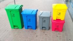 Color Coded Garbage Bin In UAE