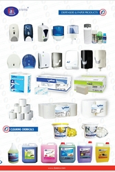 Washroom Products And Soap Dispensers